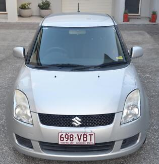 2008 Suzuki Swift Hatchback - MUST BE SOLD TODAY Ashgrove Brisbane North West Preview