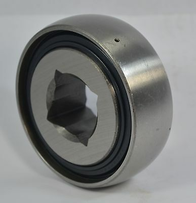 Gw208ppb8 1-18 Square Bore Disc Harrow Bearing Ds208ttr8