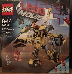 Lego The Hobbit, LOTR, and Lego Movie Sets