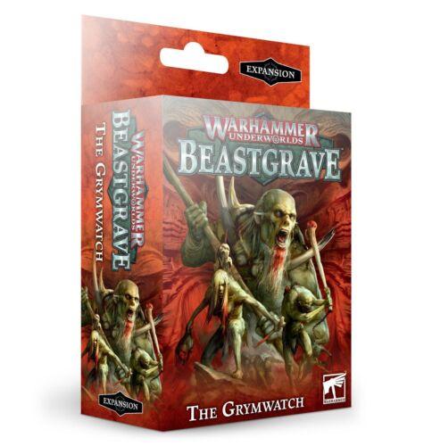 Underworlds Beastgrave: The Grymwatch Warhammer Age of Sigmar NIB Blister
