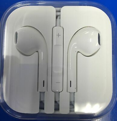 GENUINE APPLE IPHONE 6S,6S+,6,6+,100% ORIGINAL HEADPHONES HANDSFREE EARPHONES