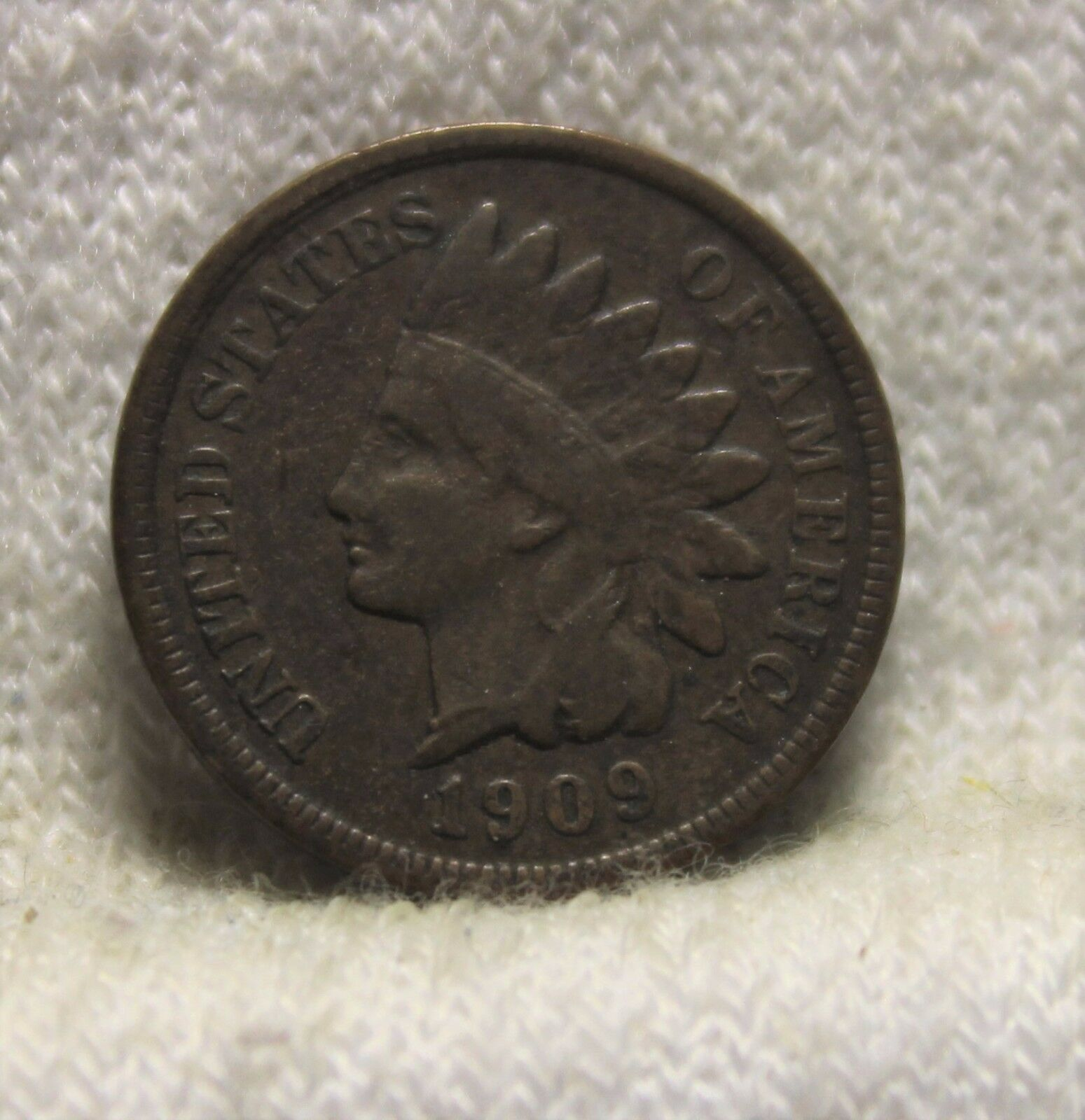 1909 Indian Head Penny - $10.95