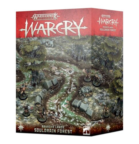 WARHAMMER AGE OF SIGMAR - WARCRY: SOULDRAIN FOREST