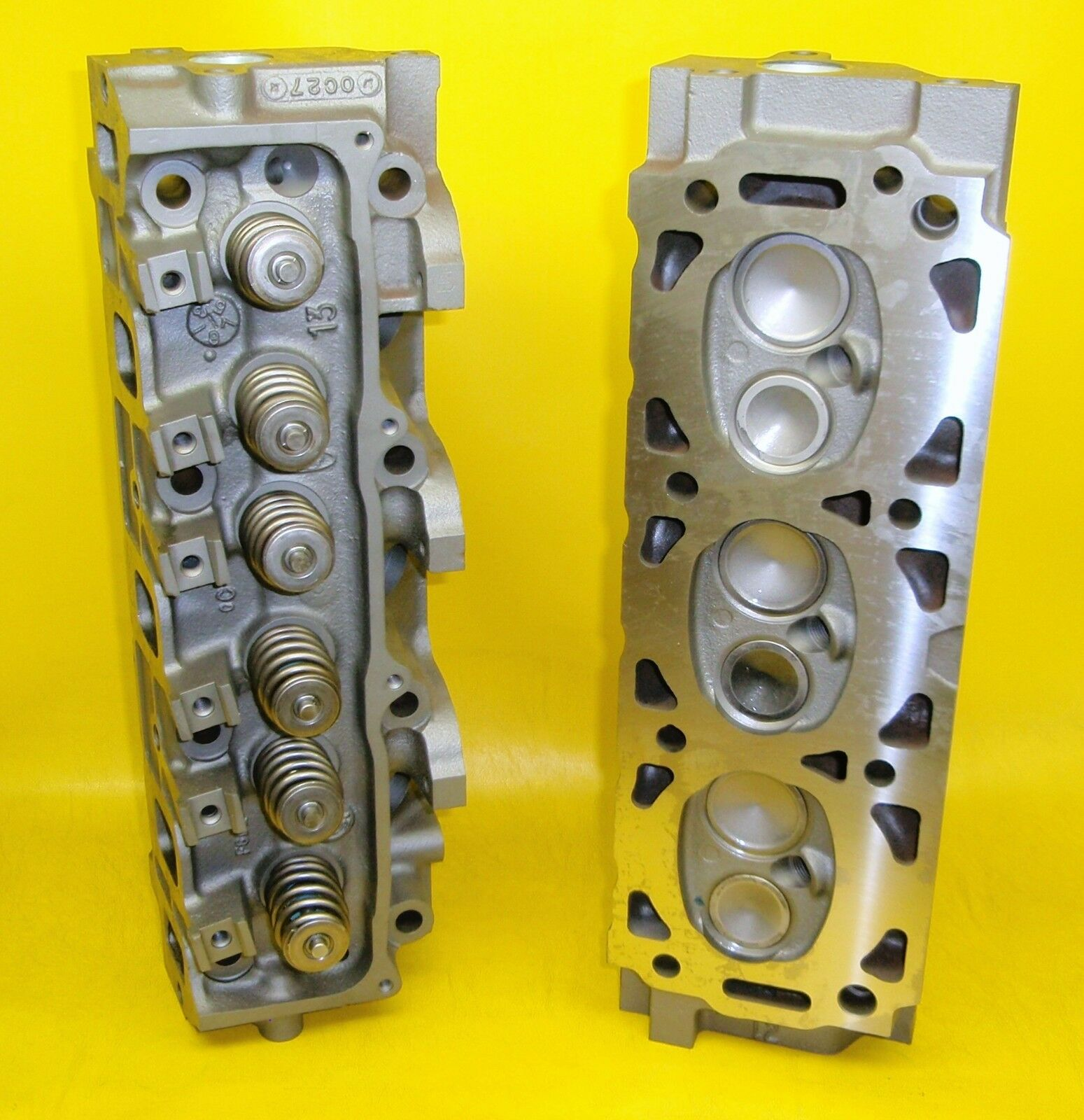Pair 3 0 ford v 6 cylinder heads ranger taurus vans 1986 1999 8 mm
