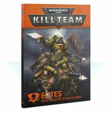 Warhammer 40K - Kill Team: Elites - Brand New and Unused Book!