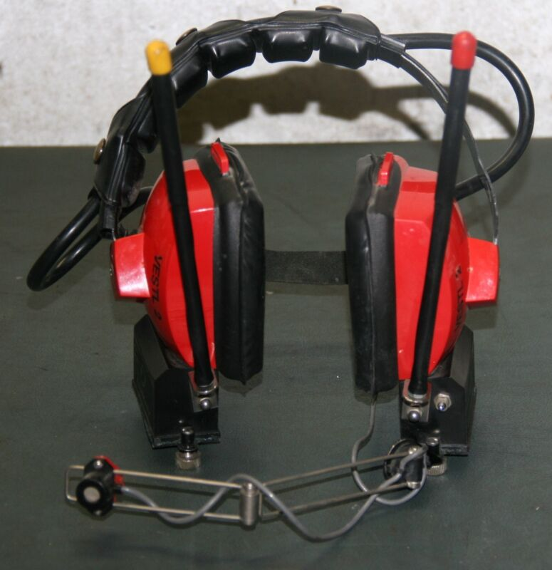 Earmark Headphone Headset HTRR-3