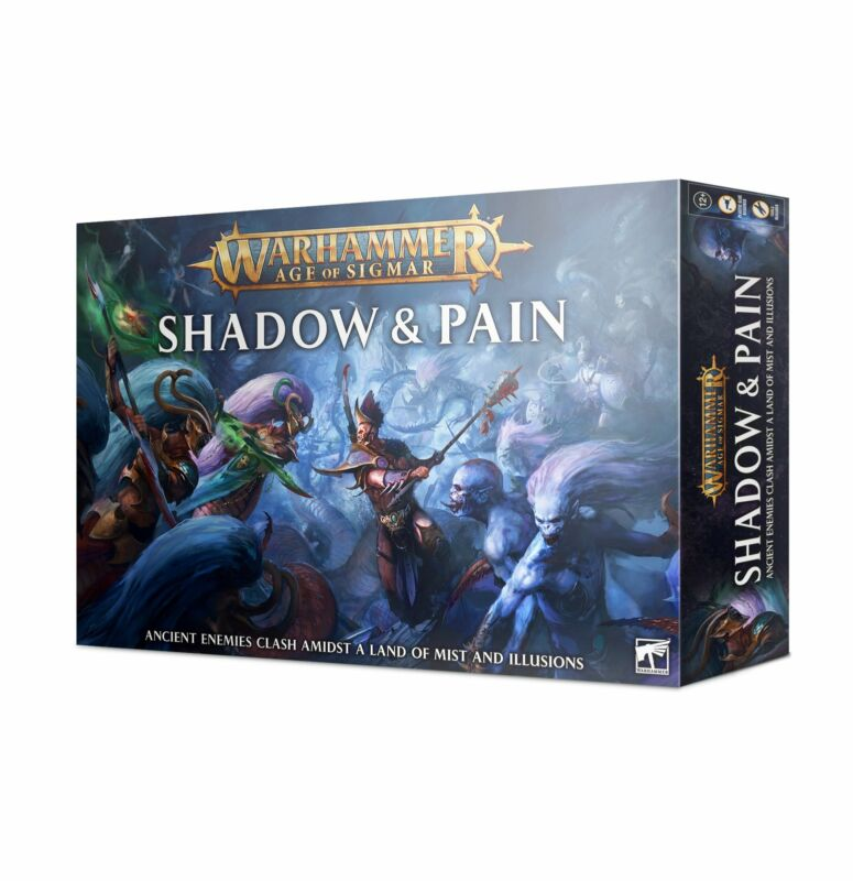 Age Of Sigmar - Shadow And Pain (Français)
