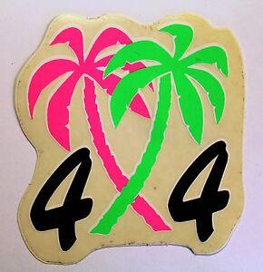 4X4 ADESIVO ANNI '90 - poirino, Italia - L'oggetto può essere restituito - poirino, Italia