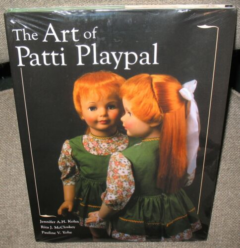 Art of Patti Playpal by Rita McCloskey Brand new in shrink wrap - Free Shipping