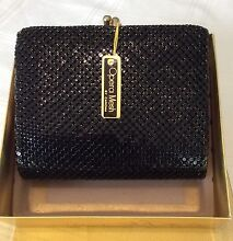 Black Opera Mesh Wallet, similar to Glomesh, as new Illawong Sutherland Area Preview