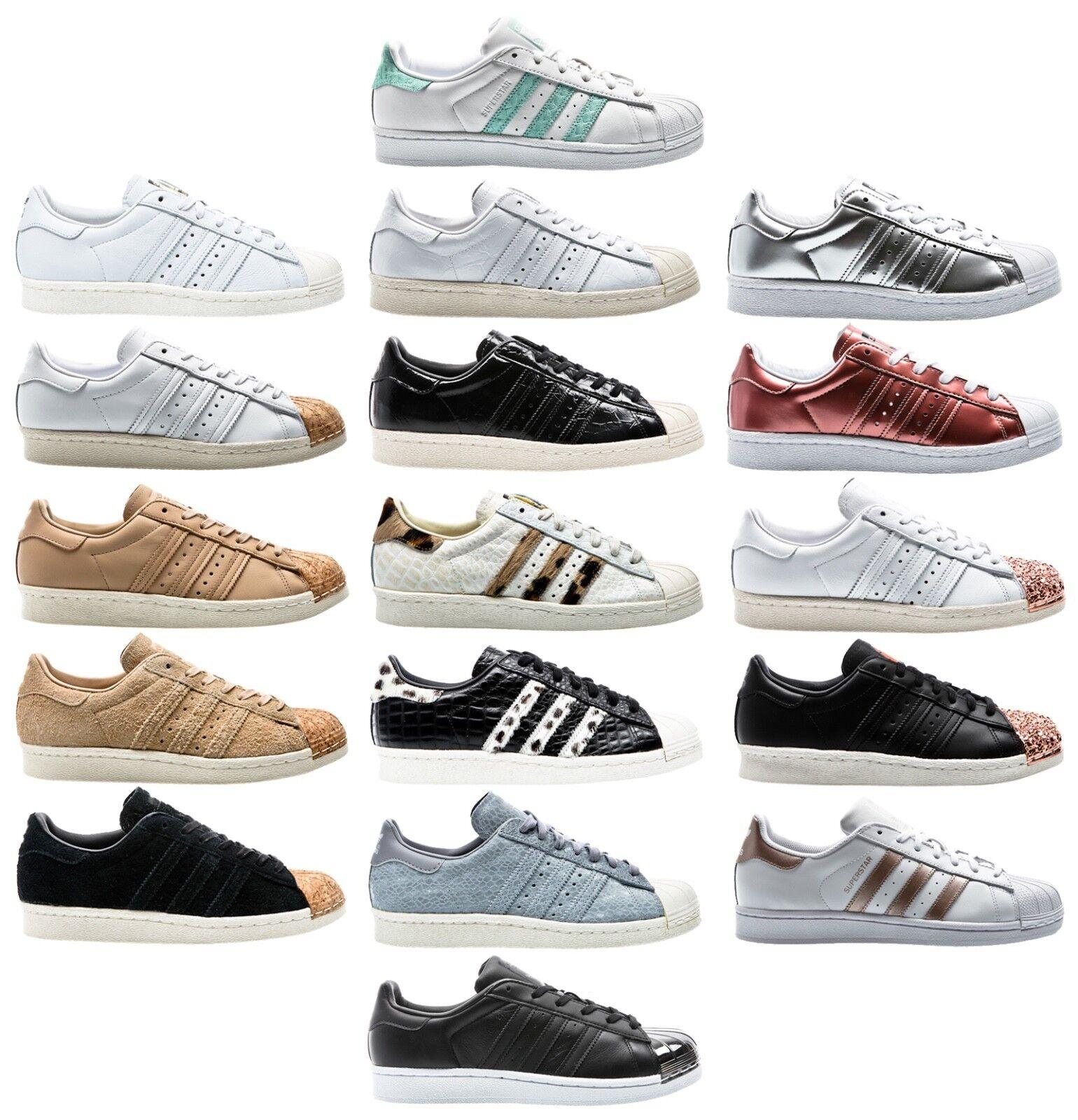 Adidas Superstar W 80s Rt Foundation Animal Ladies Shoes Women Sneaker