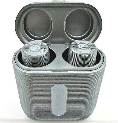 Rowkin Ascent Micro True Wireless In Ear Headphones - Slate Gray (Please Read!)