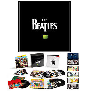 The Beatles Stereo Vinyl Box Set Ebay