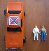 Mego Dukes of Hazzard General Lee