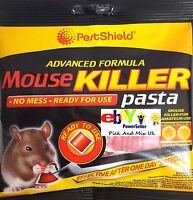 Why Buy Mouse Rat Glue Trap When You Can Buy Rodents Mouse & Mice Pasta Killer - pestshield - ebay.co.uk