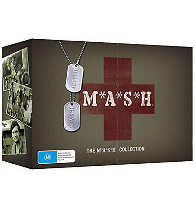 M A S H  The Complete Tv Series 1 11 Collection 33 Dvd Gift Box Set Mash   New