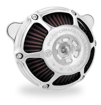 PERFORMANCE MACHINE AIR CLEANERS AND INTAKES, MAX HP 0206-2078-CH