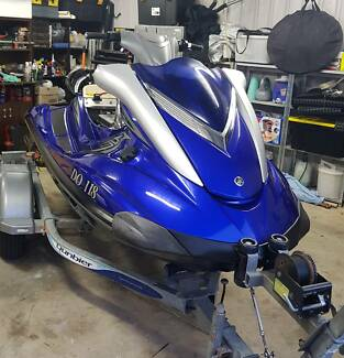 Yamaha Waverunner fx160 cruiser Halls Head Mandurah Area Preview