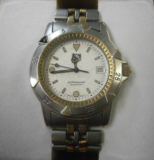 MENS TAG HEUER WATCH