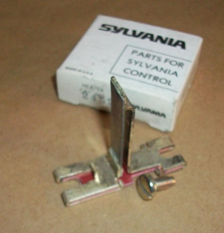 Sylvania Motor Starter Overload Heater 2452