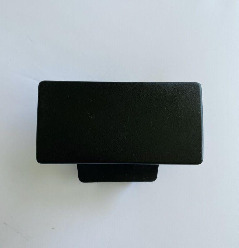 BLACK 2004-2011 Chevrolet Colorado GMC Canyon Glove Box Latch Handle Lock OEM