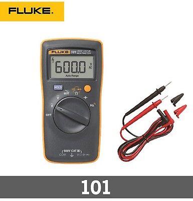 [Fluke] Fluke 101 Basic Pocket Digital Multimeter Tester - Equipment Industria