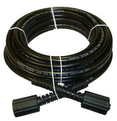 Pressure Power Washer Hose 25 3200psi With M22 Connection