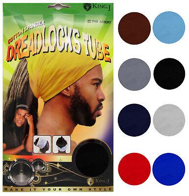Dreadlocks Tube Cotton Spandex Rasta Reggae Marley FLEX Rastafari One Size](Rasta Dreadlocks)