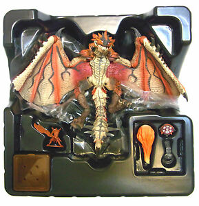 Revoltech Yamaguchi No.121 Monster Hunter Liolaeus Action Figure Kaiyodo NO BOX