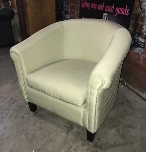 New green tub chairs armchairs Penrith Penrith Area Preview