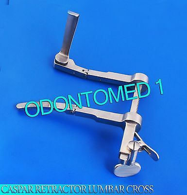 Caspar Retractor Lumbar Cross 60mm Surgical Instruments