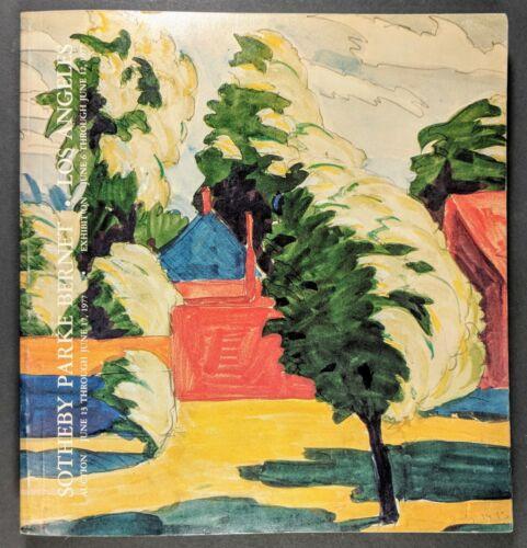 Sotheby Parke Bernet ~ Los Angeles Auction June 13-17 1977