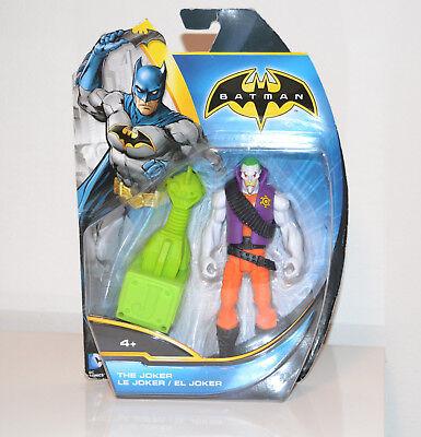 Batman The Dark Night DC Comics Action Figur Joker - Mattel -  NEU