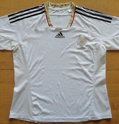 2011 Germany Adidas Size XL Football Shirt Jersey, Women image