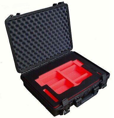 Apple MacBook Notebook Transportkoffer | Laptoptasche Wasserdicht | Outdoor Case (Apple Laptop Schwarz)