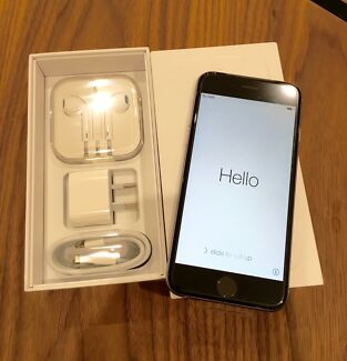 iPhone 6 128 GB BRAND NEW in box PLUS AppleCare+ Claremont Nedlands Area Preview