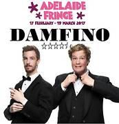 Auslusion: Damfino! Adelaide CBD Adelaide City Preview