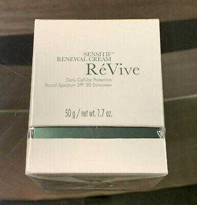 Revive Sensitif Renewal Cream Daily Cellular Protection Broad Spectrum SPF 30