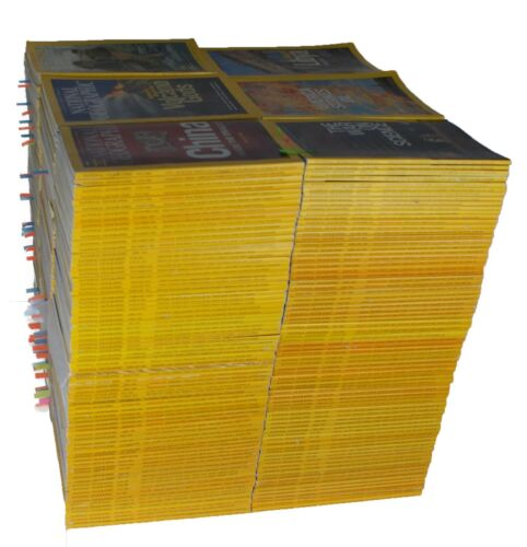 NATIONAL GEOGRAPHIC MAGAZINES. Build your own lot. 2000s With Pictures