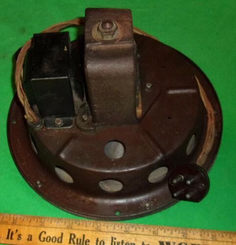 Philco 20 Speaker Good Voice Coil & Output Transformer OPEN FIELD Winding! 1930