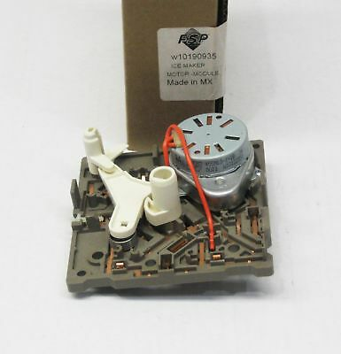 Whirlpool W10190935 Genuine Refrigerator Ice Maker Module on