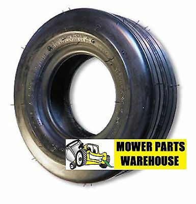 NEW 11x4.00x5 11x4.00-5 11 4.00 5 STRAIGHT RIBBED 4 PLY TIRES REPLACE CARLISLE