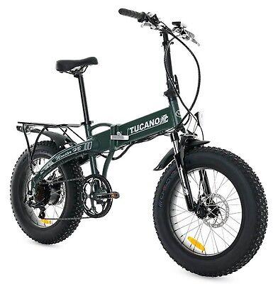 MONSTER 20 HB - Bicicleta Eléctrica Plegable - Suspensión delantera - Motor...