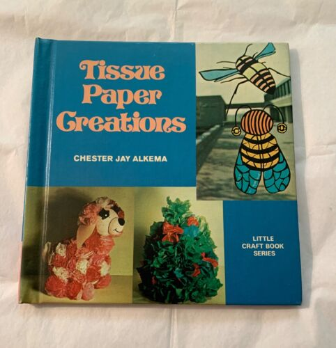 Tissue Paper Creations Book