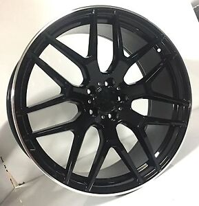 Mercedes wheels just in staggered optional Burwood Burwood Area Preview