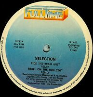 Selection – Ride The Beam (remix) / Got To Be Real (remix) - 12, Inch -  - ebay.it