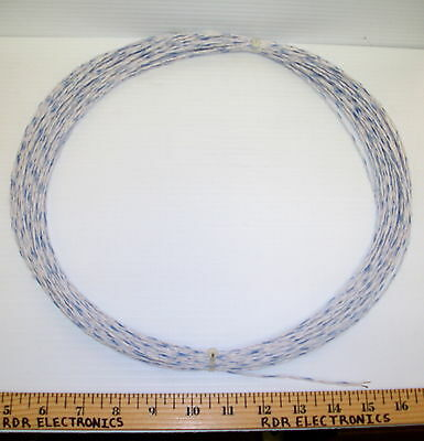 125 Ft - 22awg Twisted Pair - Nickelcu - Mil-spec Wire M2275987 Smlh22-2u00