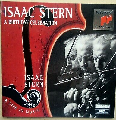 Isaac Stern im radio-today - Shop