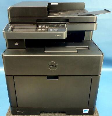 Dell S2825cdn Smart Color Multifunction Printer 30PPM 600dpi WiFi Gigabit M223R -