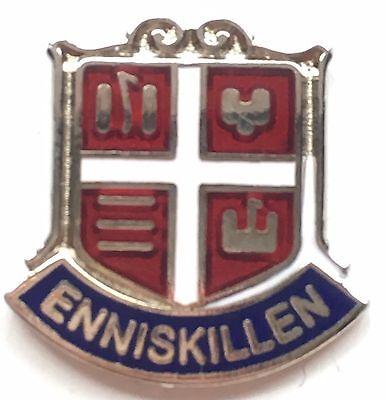 Lochearnhead Scotland Small Quality enamel lapel pin badge T171